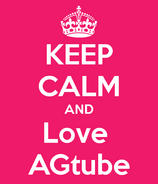 Keep-calm-and-love-agtube