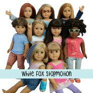 White Fox Stopmotion