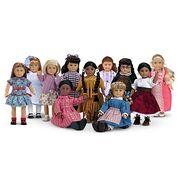 American Girl Dolls ALL