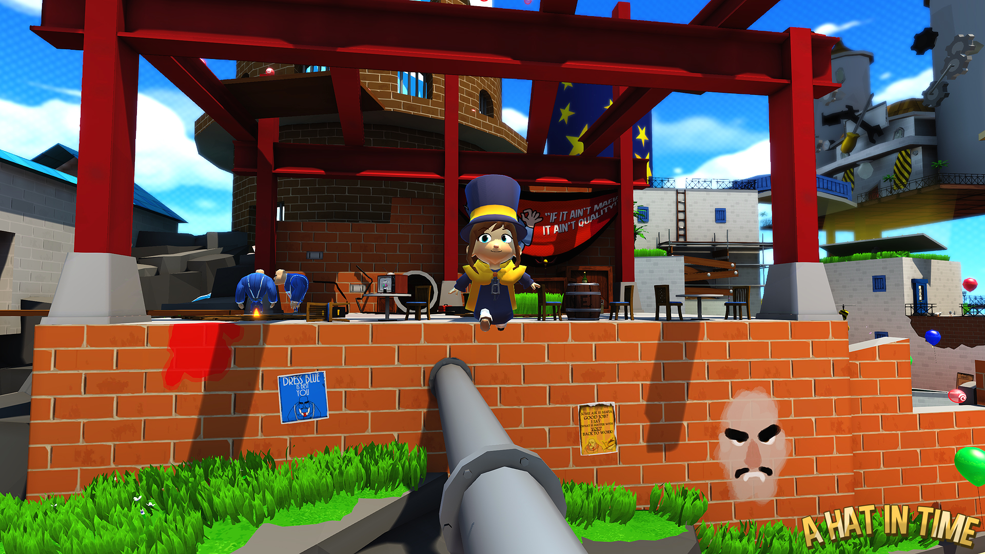 how to enable modding support a hat in time