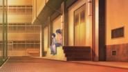 Куруматани и Ябучи разговаривают после игры