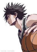 Ahiru no Sora Teaser Visual