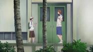 Первая встреча Токивы и Соры