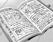 Nao Nanao's notebook