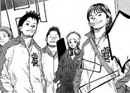 Kitasumi High arrives at Kuzuryu High