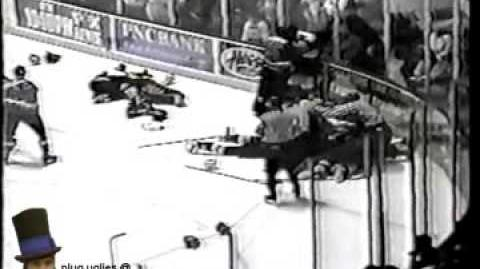 Hershey Bears vs Kentucky Thoroughblades LINEBRAWL