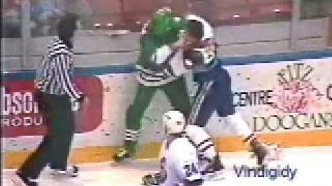 Henry vs Chapman AHL 88-89
