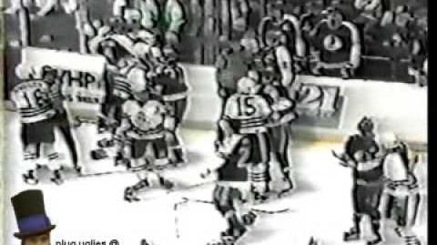 Hershey Bears vs Moncton Hawks