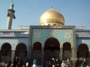 Bibi zainab'Shrine(as)