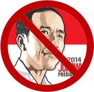 Jokowi-coret