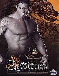 2005 New Years Revolution