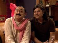 Mauricio y Machupichu marido y marido