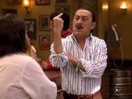 Mauricio insultando a Machupichu