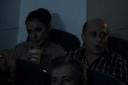 Soraya y Chema en el Cine