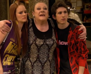 Jonathan, Lorena y Eugenia
