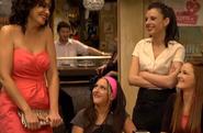 Paz, Macu, Lorena y Soraya