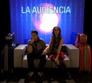 Lorena y Adrián al borde de la expulsión