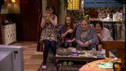 Lorena, Soraya, Eugenia y Aída