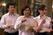 Machupichu, Néstor y Soraya