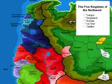 Five Kingdoms of the Northwest