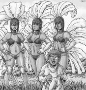 Fear the plumed warriors by shabazik de57i6r