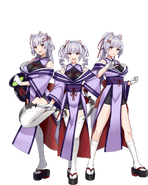 Shion Sisters AA Render