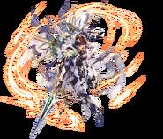 Prince (Divine Spear) Render