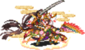 Hibari AW2v2 Sprite