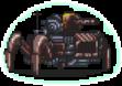 Enemies/Black Small Security Machine