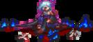 Mikoto AW2v2 Death Sprite