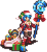 Alissa (Christmas) CC Sprite
