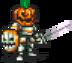 Pumpkin Knight Sprite