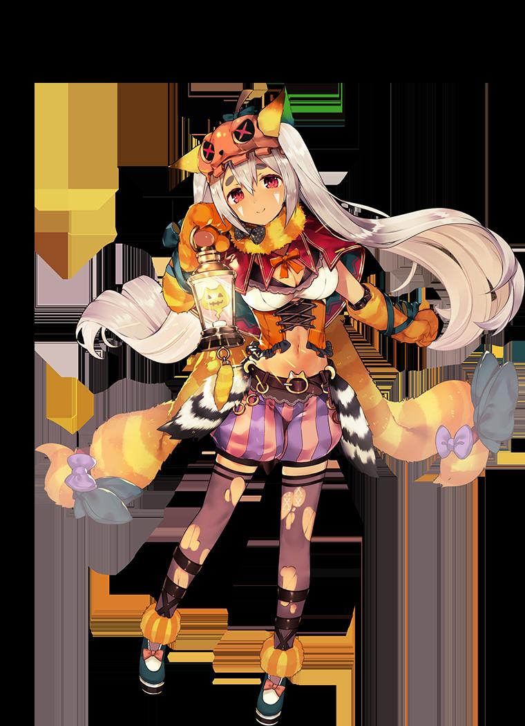 Renarde (Halloween)