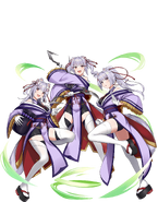 Shion Sisters AA AW Render
