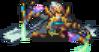 Prince (Wind Guardian) Death Sprite