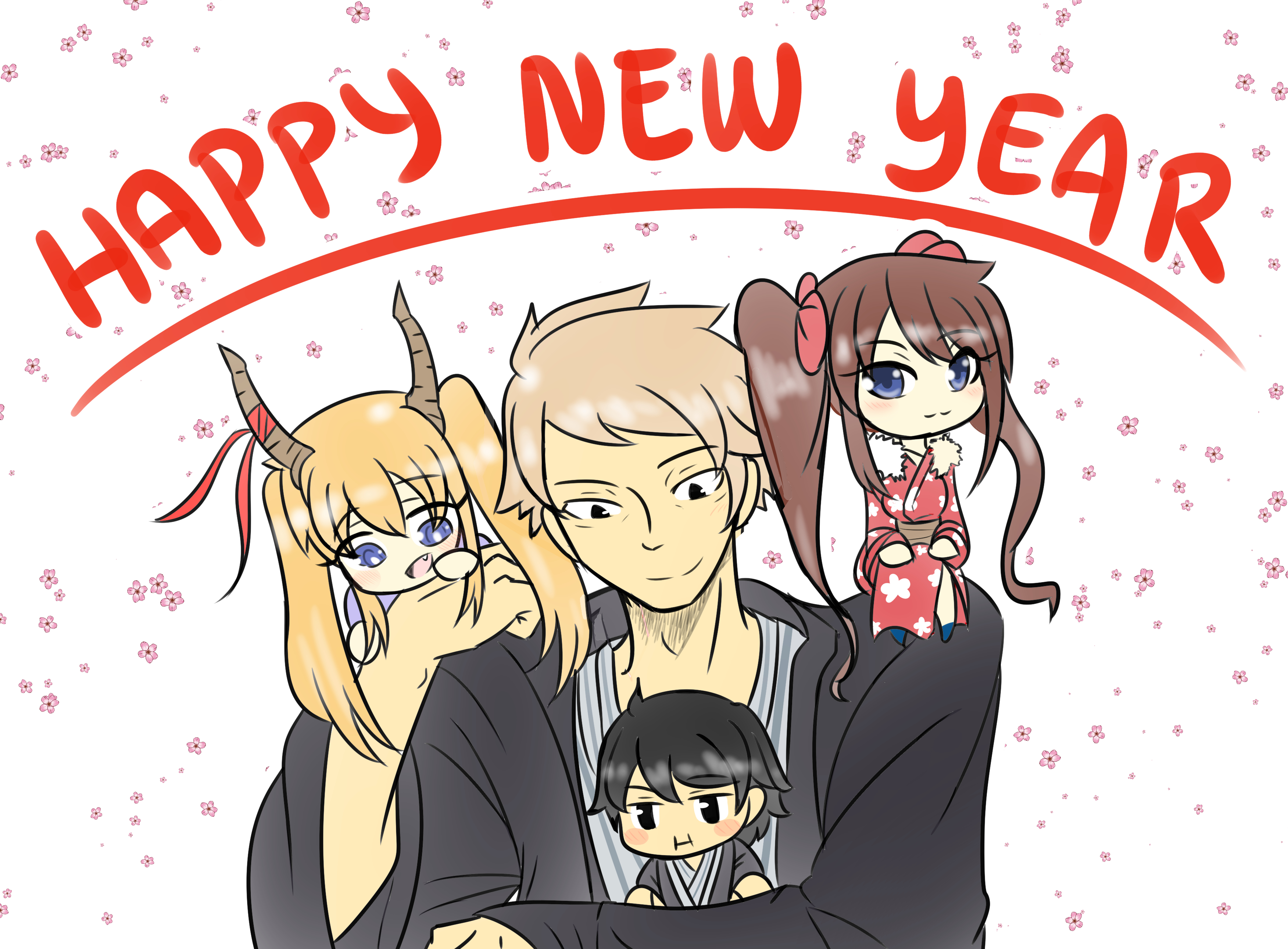 CentralBro/Happy New Year!!