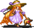 Calliope (Dress) Sprite