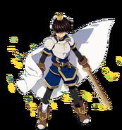 Prince (Childhood) Render