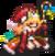 Camilla (Christmas) Death Sprite