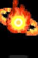 Sunlight Talisman Sprite