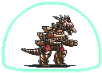 Enemies/Mini Mecha Dragon Toy