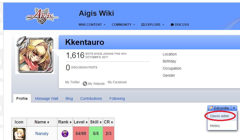 Kkentauro/Personal unit list guide