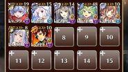 【大討伐】不死者たちの狂宴 神級EX イベユニ 英雄王【千年戦争アイギス】-0