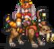 Renarde (Halloween) Sprite