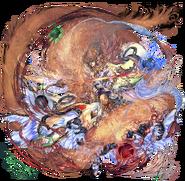 Prince (Four Gods) Render