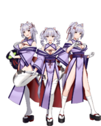 Shion Sisters Render