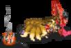 Inari Death Sprite