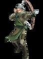 Soldier (Bow) B Render