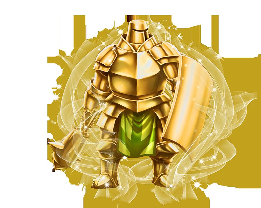 Superior Gold Armor