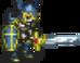 Skeleton Knight Sprite